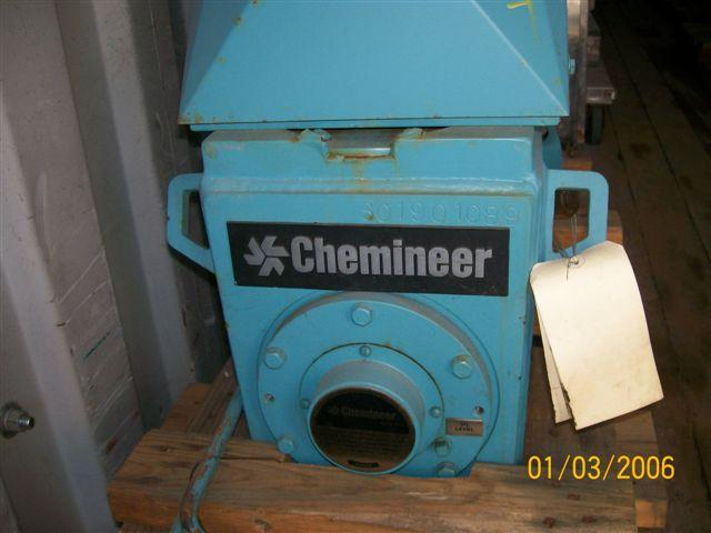 Image CHEMINEER Mixer - Never Used 321220