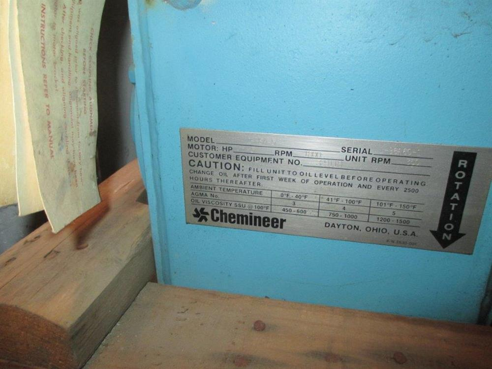 Image CHEMINEER Mixer - Never Used 764202