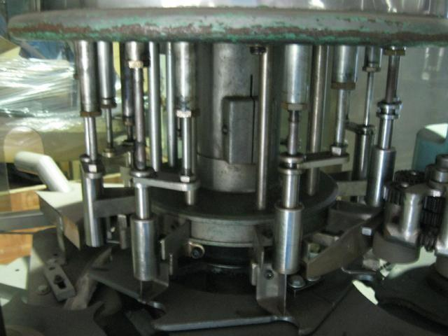 Image CONSOLIDATED Model KL-4-TB 8-Head Cottoner 321248