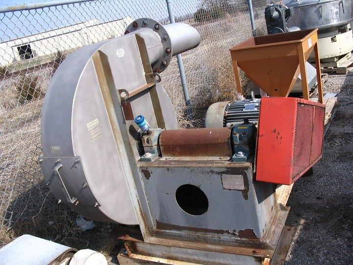 60 HP FE S/S Size 1-26 Pressure Blower