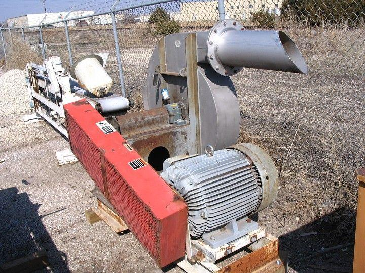 Image 60 HP FE S/S Size 1-26 Pressure Blower 321297