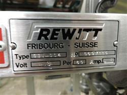 Image FREWITT Type SGV0994 Turbo Sieve 1519190