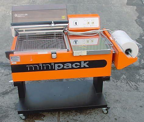 "MINI PACK 16"" x 20"" L-Sealer w/ Tunnel"