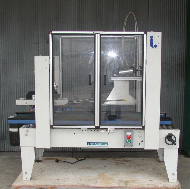 INTERLAKE Pressure Sensitive Case Sealer
