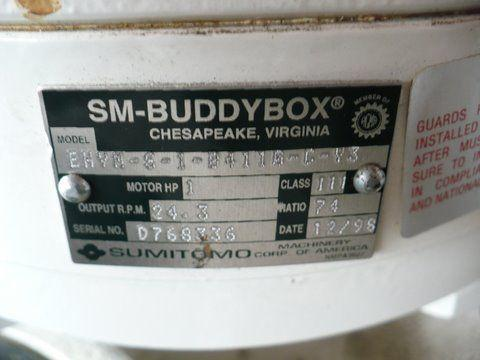 Image 1 HP SUMITOMO SM-Buddy Box 321443