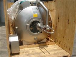 "Image 48"" GLATT GC-X 1000 Pro-Coater Coating Pan 321461"