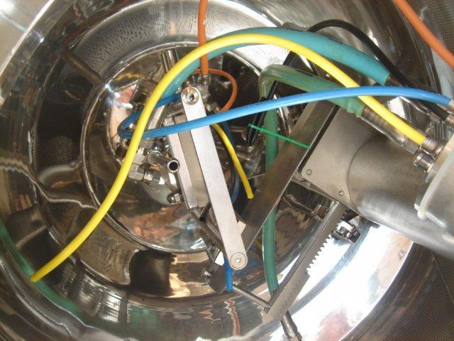 "Image 48"" GLATT GC-X 1000 Pro-Coater Coating Pan 321464"