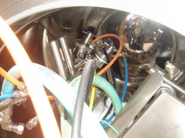 "Image 48"" GLATT GC-X 1000 Pro-Coater Coating Pan 321465"