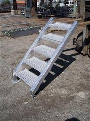 "100473 - 42"" Stainless Steel Stairs"