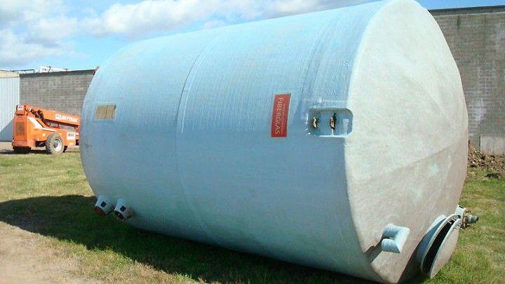 Image 8500 Gallons OWENS Corning Fiberglass Tank 321532