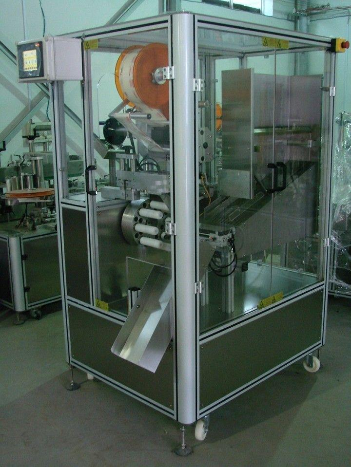 Automatic Tube Labeler