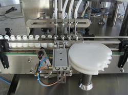 Image Automatic Spray Pump Filler Plugger Capper 321569