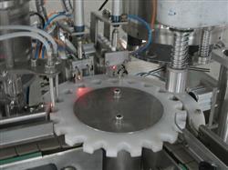 Image Automatic Spray Pump Filler Plugger Capper 321571