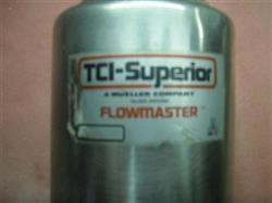 Image TCI-SUPERIOR Model K67-AL-2 Flowmaster Valve 321608