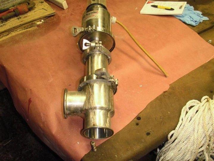 Image TCI-SUPERIOR Model K67-7-AR-3 Flowmaster Valve 321612