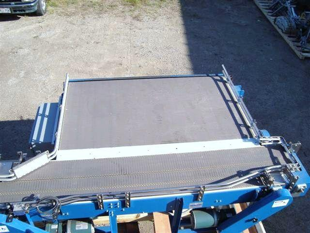 Image NERCON Accumulation Conveyor w/ Can Feed System 321636