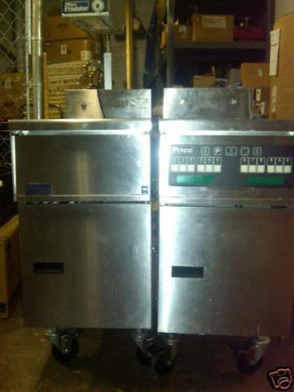 Image PITCO Model SE-14 Frialator Fryer 321677
