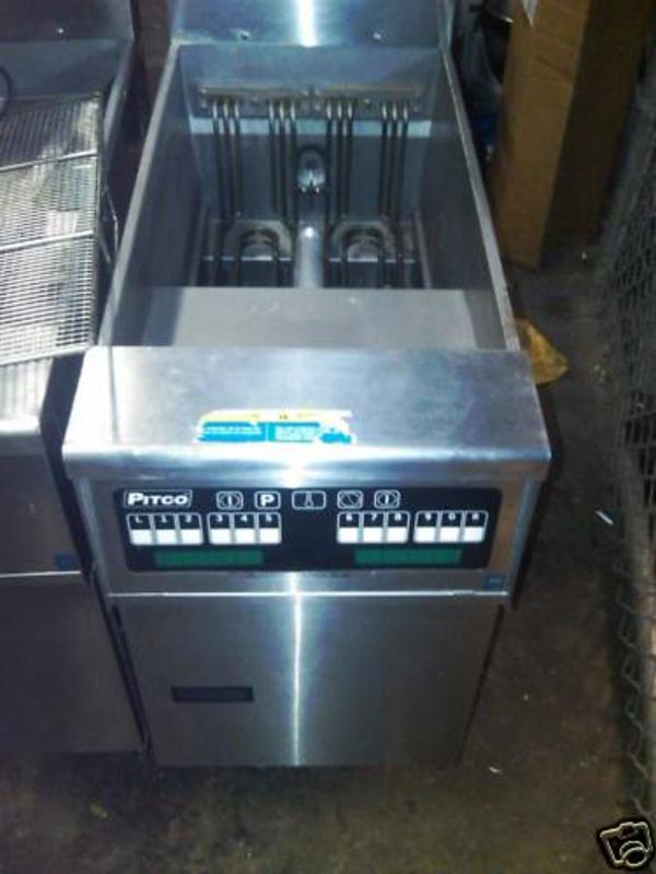 Image PITCO Model SE-14 Frialator Fryer 321678