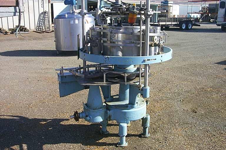 VOTATOR P-6-L Piston Filler
