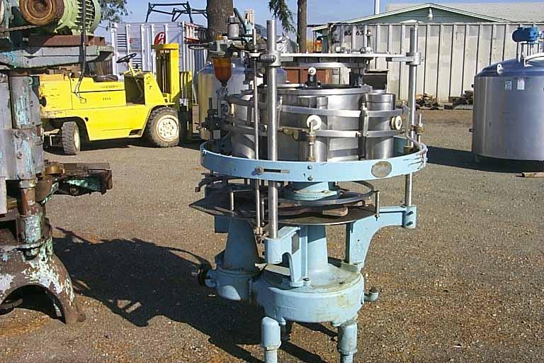 Image VOTATOR P-6-L Piston Filler 321737
