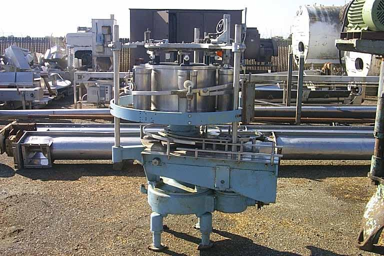Image VOTATOR P-6-L Piston Filler 321738
