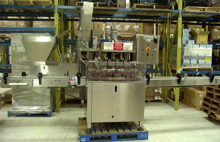 PHARMA-TECHNIC Unicap Capper Model M-71