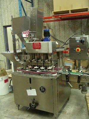 Image PHARMA-TECHNIC Unicap Capper Model M-71 321766