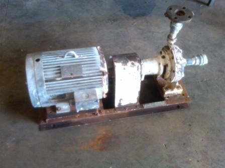Image 15 HP BELL & GOSSETT Centrifugal Pump 321769
