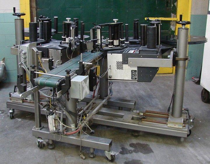 LABEL-AIRE 2115ST Pressure Sensitive Labeler