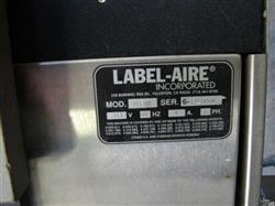 Image LABEL-AIRE 2115ST Pressure Sensitive Labeler 321822