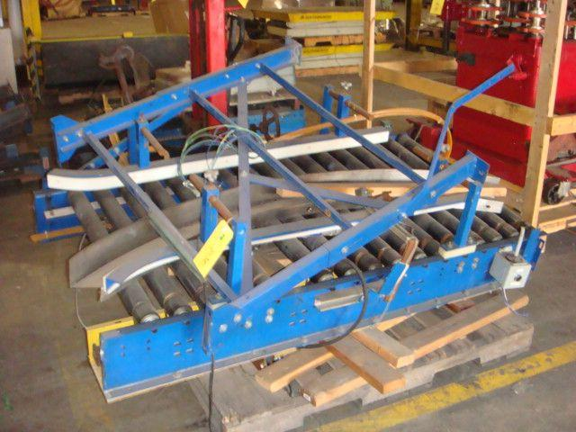"36"" LIne Shaft Driven Case Conveyor"