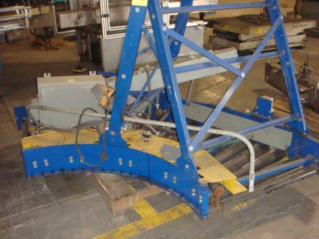"Image 36"" LIne Shaft Driven Case Conveyor 321856"