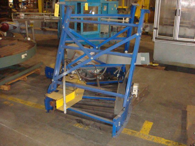 "Image 36"" LIne Shaft Driven Case Conveyor 321857"