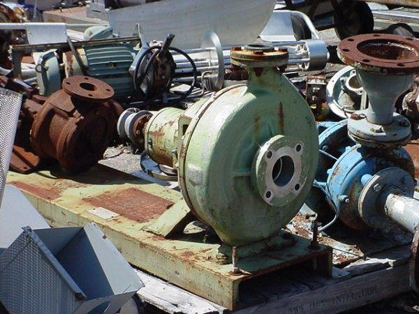 "3"" x 2"" WORTHINGTON Centrifugal Pump - Stainless Steel"