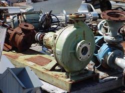 "Image 3"" x 2"" WORTHINGTON Centrifugal Pump - Stainless Steel 321872"