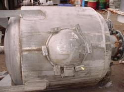 Image 250 Gallon 304 Stainless Steel Jacketed Tank 321926