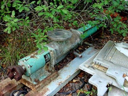 "3"" NETZSCH 2NE50 Progressive Cavity Pump"