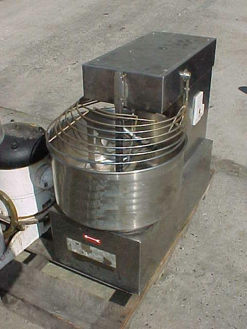 S/S Table Top Dough Type Mixer