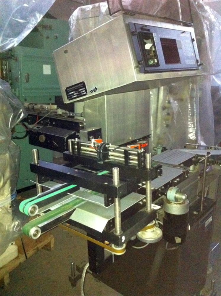Image GARVENS Model SL 2 PM S/S Checkweigher 378440