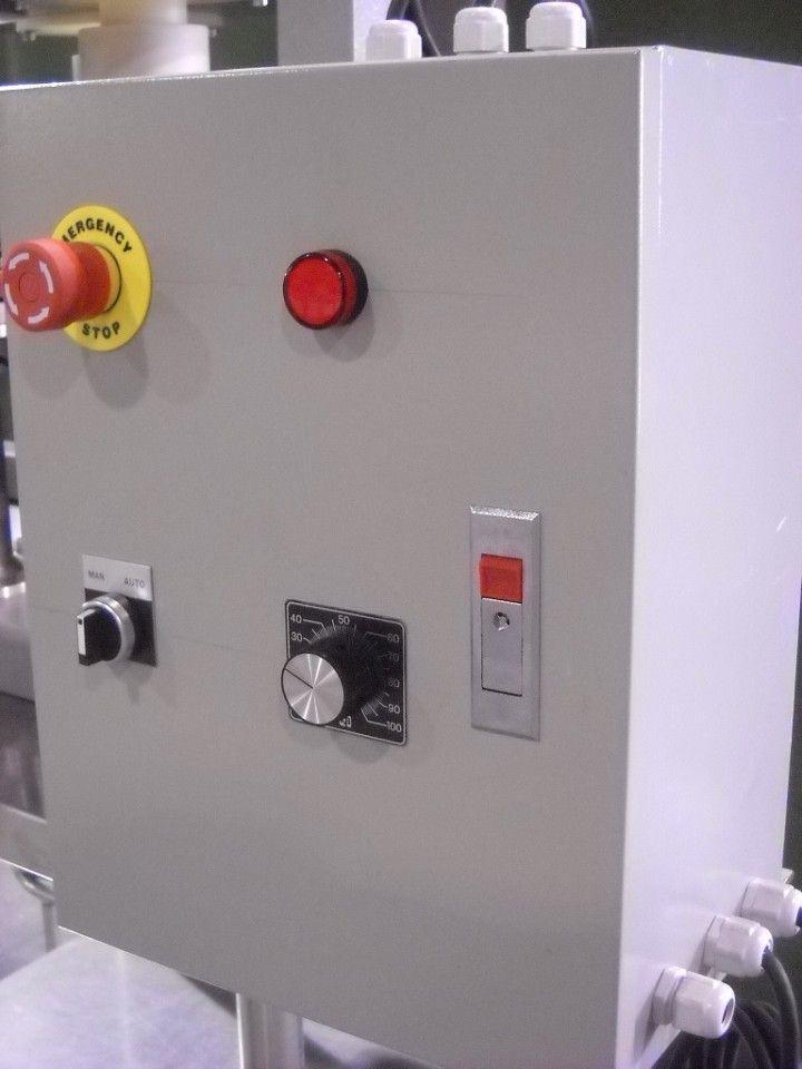Image 4-POCKET Model 60 Volumetric Cup Filler - NEVER USED 322035