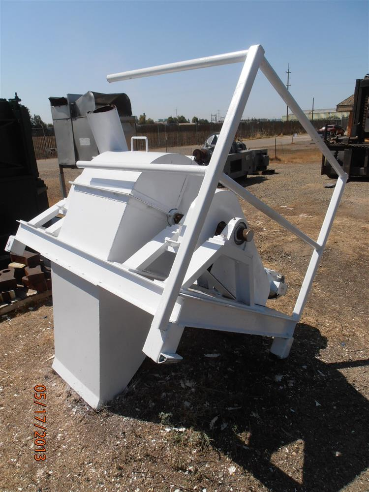 """Image Cage Mill 24"""", C/S 5 HP (3) 1138138"""