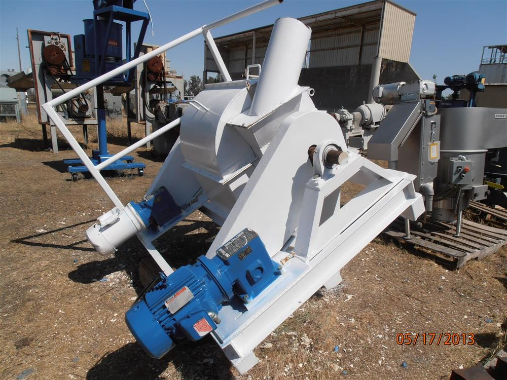 """Image Cage Mill 24"""", C/S 5 HP (3) 1138135"""