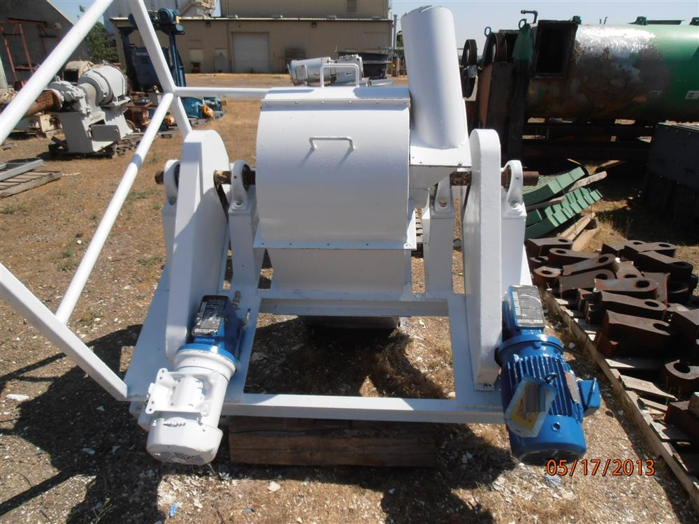 """Image Cage Mill 24"""", C/S 5 HP (3) 1138136"""