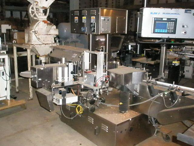 NEW JERSEY Model 33 Pressure Sensitive Labeler