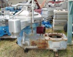 Image WESTFALIA SA82-47-1 Auto Desludger Centrifuge 322135