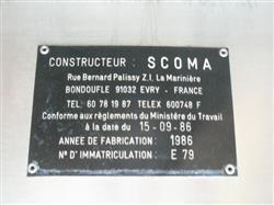 Image 16/6 SCOMA/ZALKIN Monobloc Filler/Capper 404957