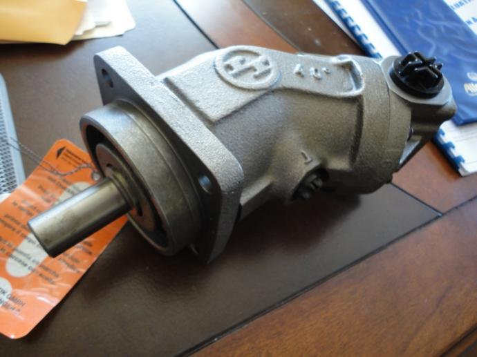 HYDROMATIK GmbH D-7915 Pump - Never Used
