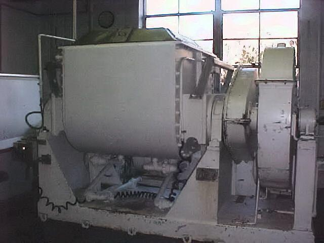 235 Gal J.H. DAY Imperial 200 Dual Arm Mixer