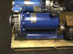 Image 7.5 HP CHEMPUMP S/S Seal Less Centrifugal Pump 322211