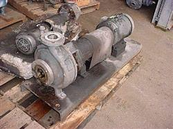 """Image 3"""" x 2"""" DURCO Centrifugal Pump - Stainless Steel 322213"""
